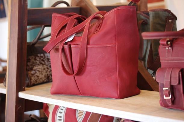 Läderväskor från Sugarbush