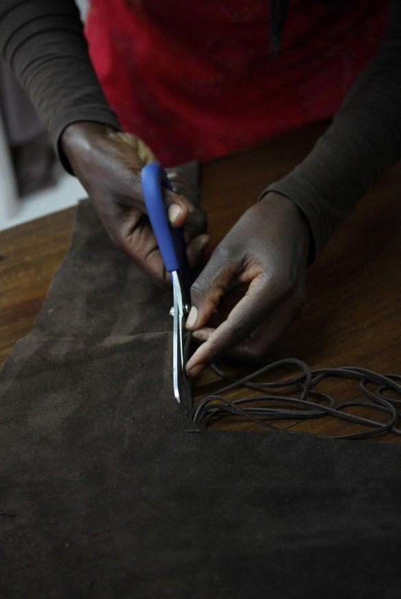 klipper läder