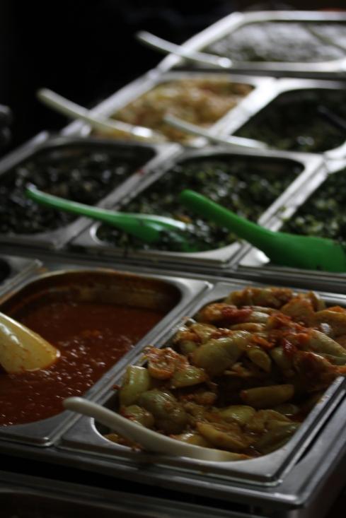 Zambisk mat