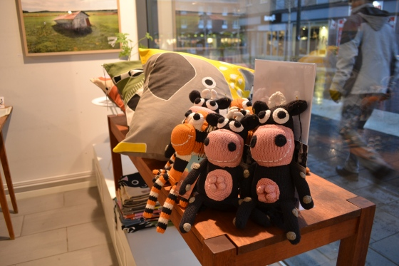 Ecological soft toys designed in Sweden and handmade in Zambia