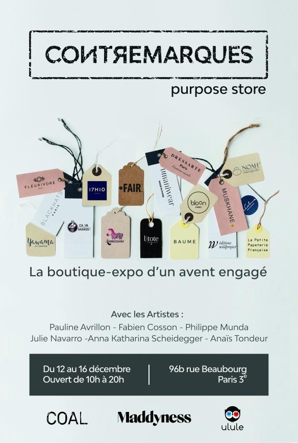 Contremarques - Invitation